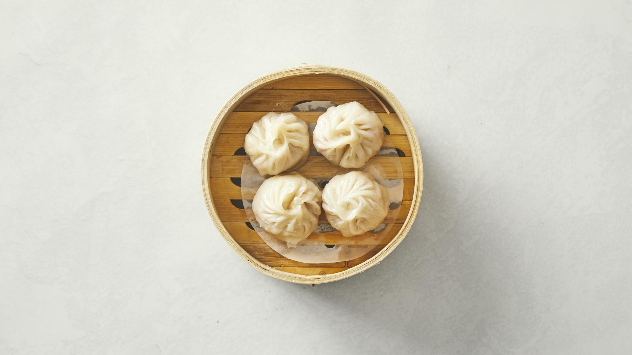 Traditionalle kinesisk boller
